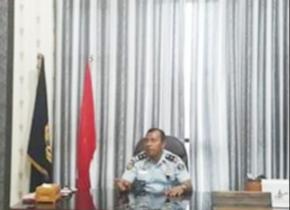 Kepala Rutan La Ode Muhammad Masrul, S. P, SH