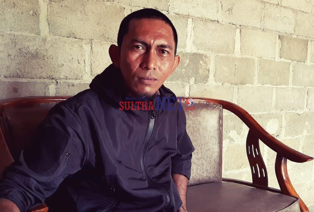 Ansar Achmad, Ketua Divisi Investigasi LSM-Perisai Kabupaten Bombana