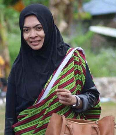 Waode Nurhayati, Ketua DPD Partai Hanura Sultra (foto :net)