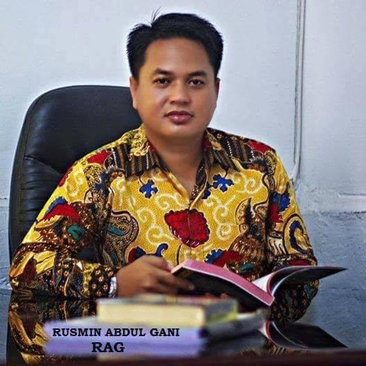 Rusmin Abdul Gani (foto : istimewa)