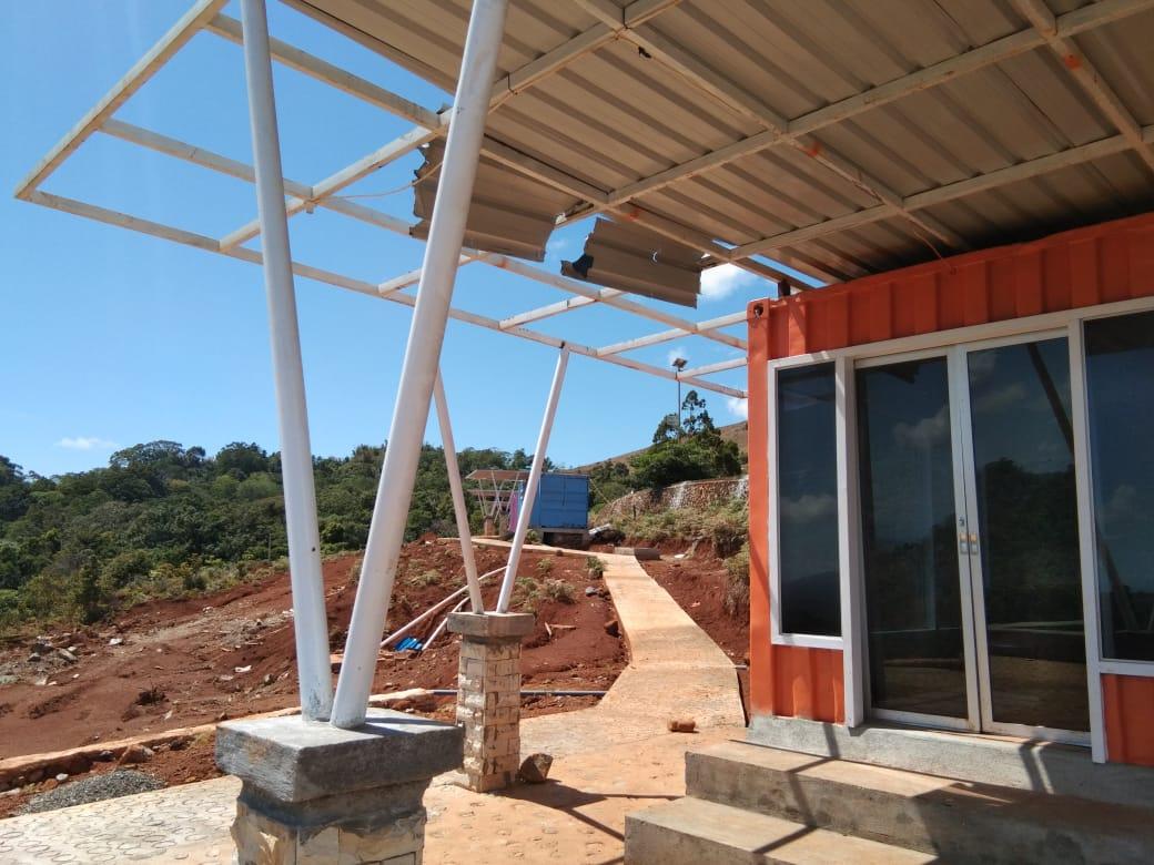 gambar proyek Homestay di Desa Tangkeno, Kabaena Tengah