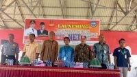Launcing Bantuan Pangan Non Tunai dirangkaikan Penyerahan Sejumlah Bantuan pada Warga