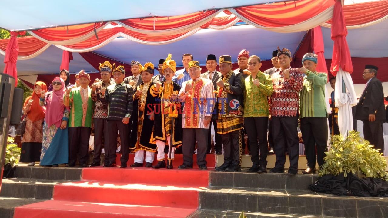 Seremoni Penerimaan Penghargaan WTP dari Menteri Keuangan