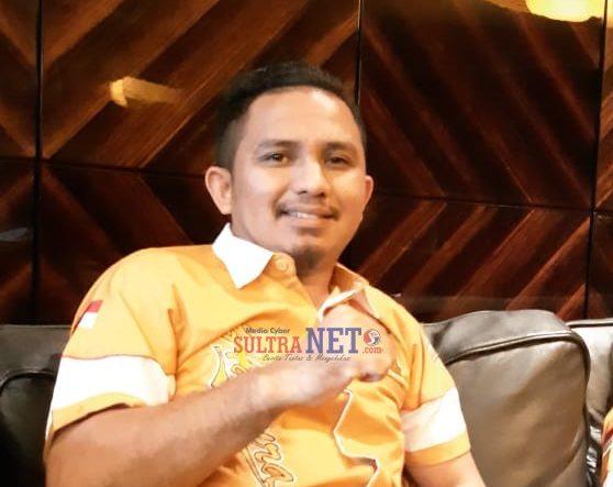 La Irwan S.IP Ketua Bapilu Partai Hunura Kabupaten Muna