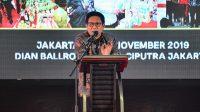 Drs. H. Abdul Halim Iskandar, MP, Menteri Desa Pembangunan daerah tertinggal dan transmigrasi,