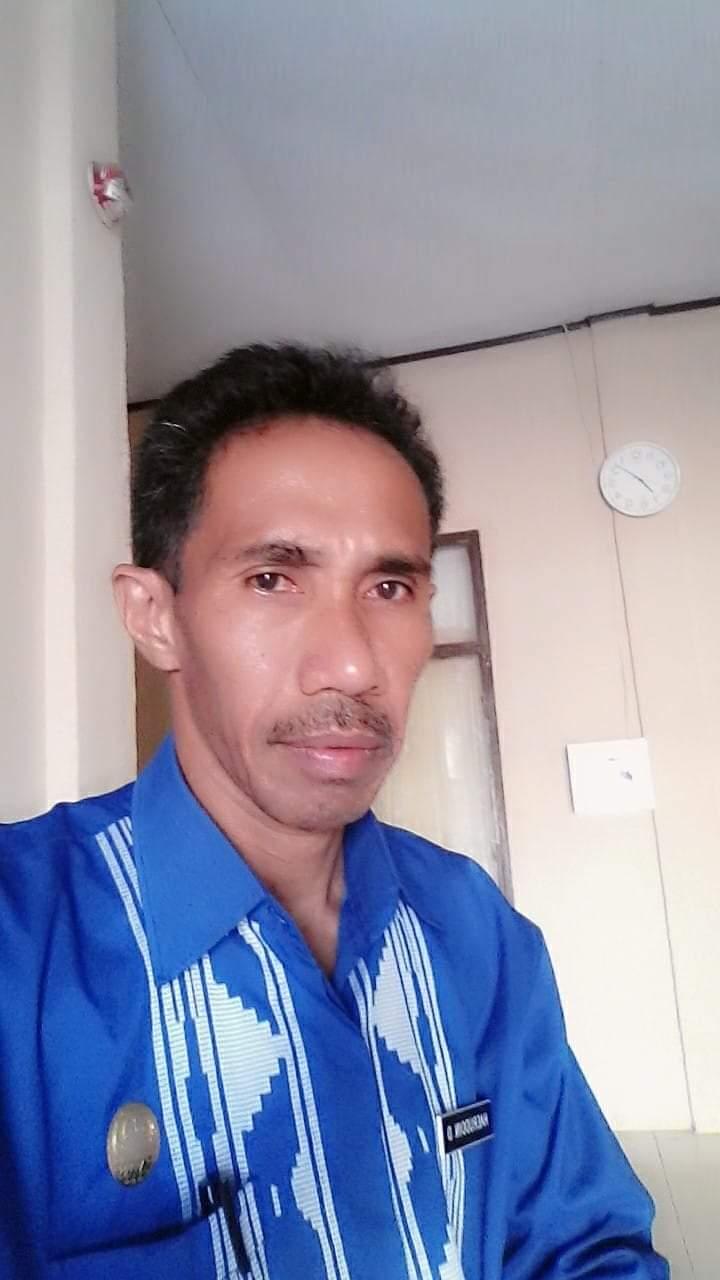 Haeruddin D, Camat Masaloka Raya