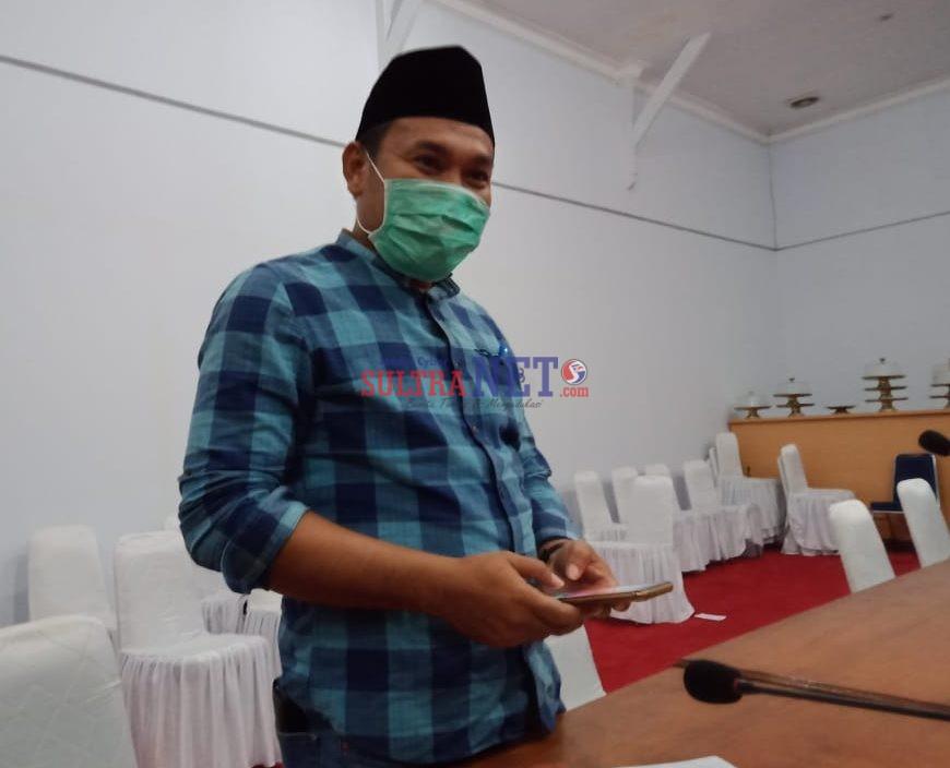 Arsyad, S.Pd. Ketua DPRD Bombana