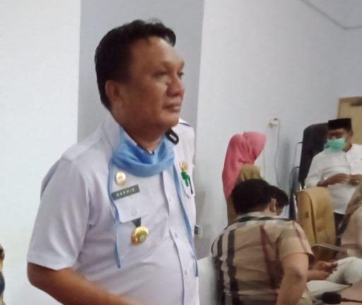 Darwin Ismail, SE. Kepala BKD Bombana