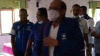 Bupati Tafdil usai terpilih kembali sebagai Ketua DPD PAN Bombana