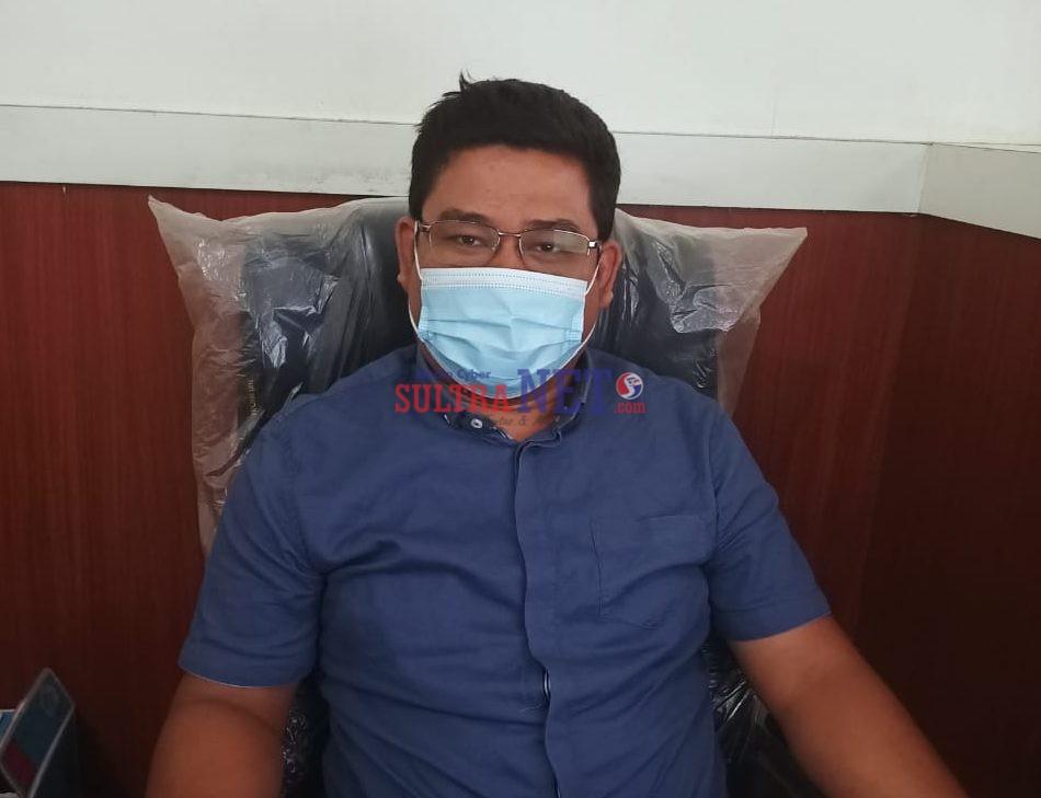 Fadlan, Kasubag Pembinaan dan Advokasi Bidang Pengadaan Barang dan Jasa Pemerintah Kabupaten Bombana.
