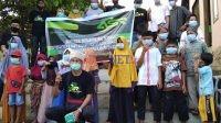 Foto Bersama di Area Ponpes Hidayatullah