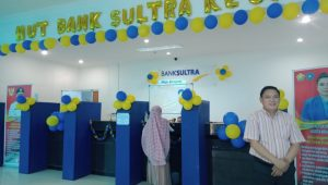 Hasmirat, Kepala Cabang Bank Sultra Bombana