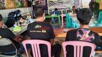 """Diskusi dan Ngopi Bareng Relawan Milenial ASR bersama Insan Pers Bombana mengangkat tema """"Perkuat diri Bangun Daerah"""""""