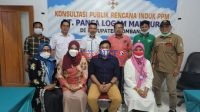 Foto Bersama usai Kegiatan Konsultasi Publik Program PPM