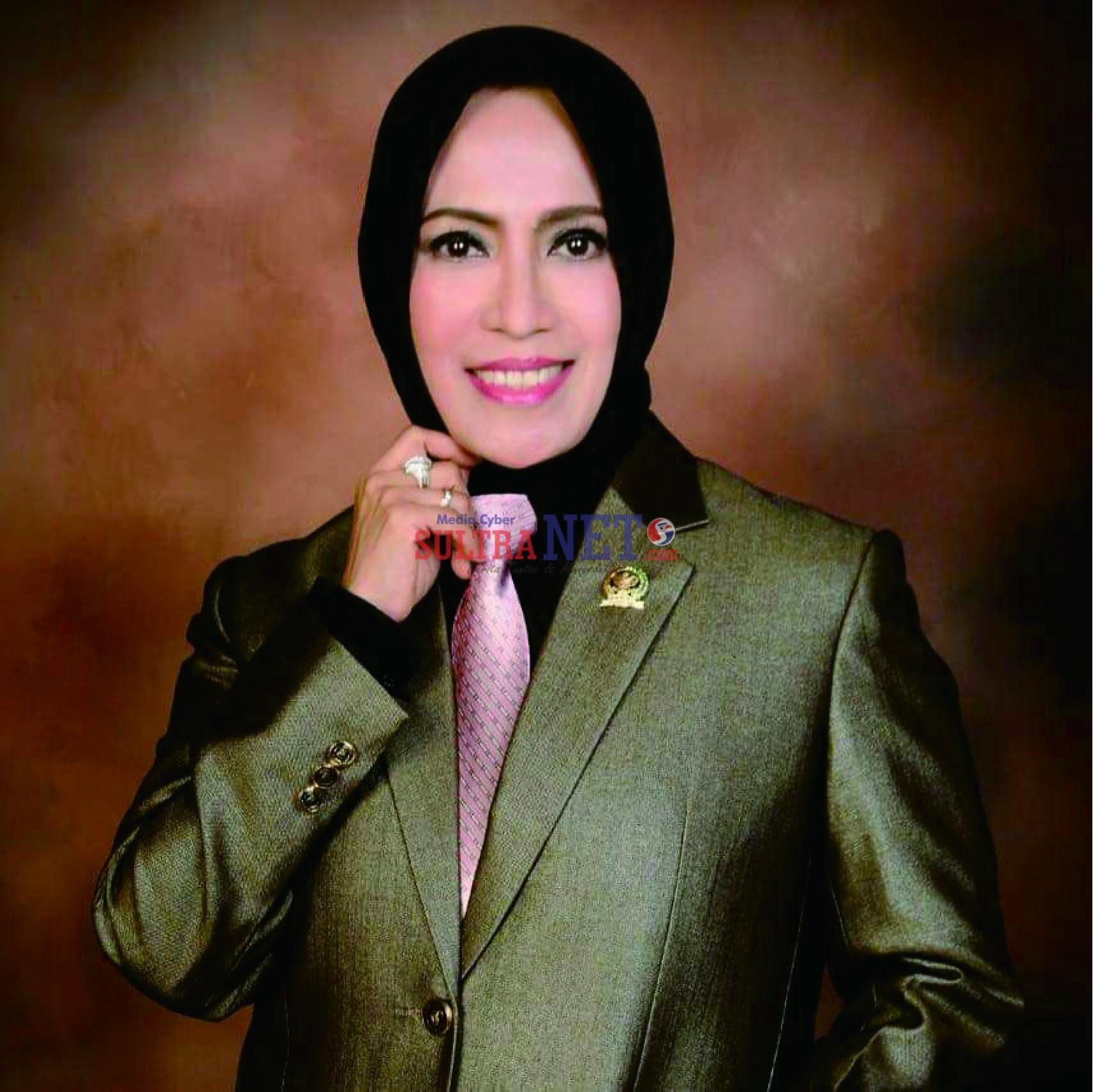 Senator DPD-RI, Andi Nirwana Sebbu (ANS)