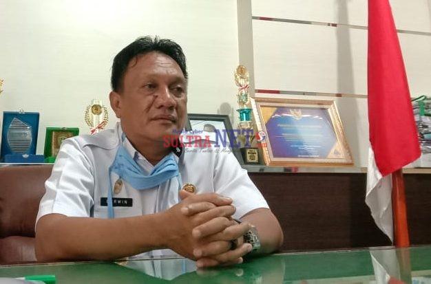 Kepala Dinas Kesehatan Kabupaten Bombana, Darwin Ismail