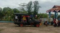Mobil Patroli Polsek Lantari Jaya di Terjunkan Jemput Warga