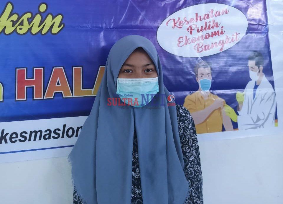 Sukma, Pelajar di SMAN 12 Bombana